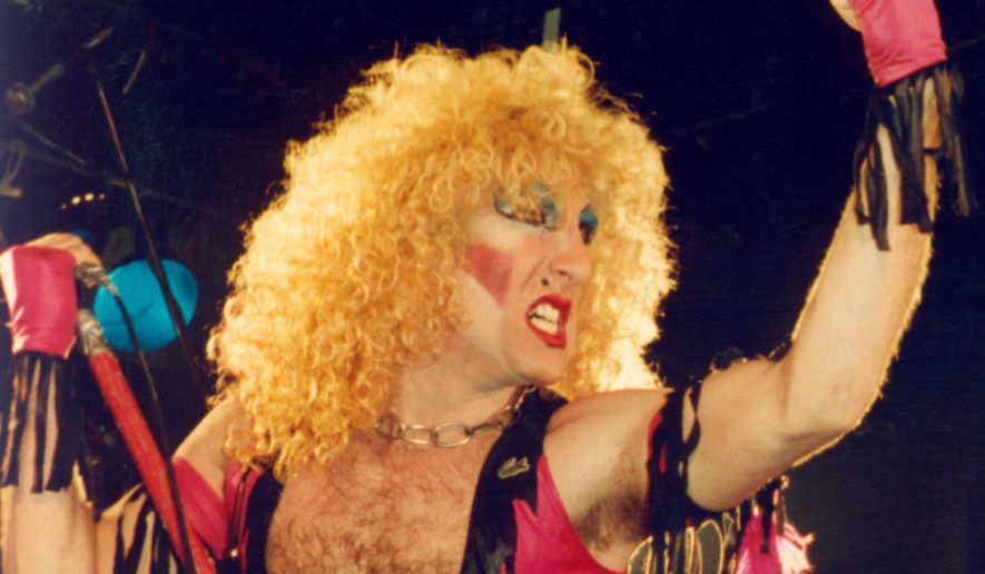 twisted sister 39 s dee snider said the band is calling it a day. Black Bedroom Furniture Sets. Home Design Ideas