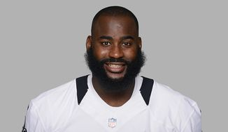 New Orleans Saints LB Junior Galette-Accused of simple battery against woman in Galette's home. Police noted bleeding from her ear and also arrested Galette's cousin. (AP Photo)