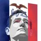 Illustration on Ted Cruz in Iowa by Linas Garsys/The Washington Times