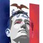 Illustration on Ted Cruz in Iowa by Linas Garsys/The Washington Times