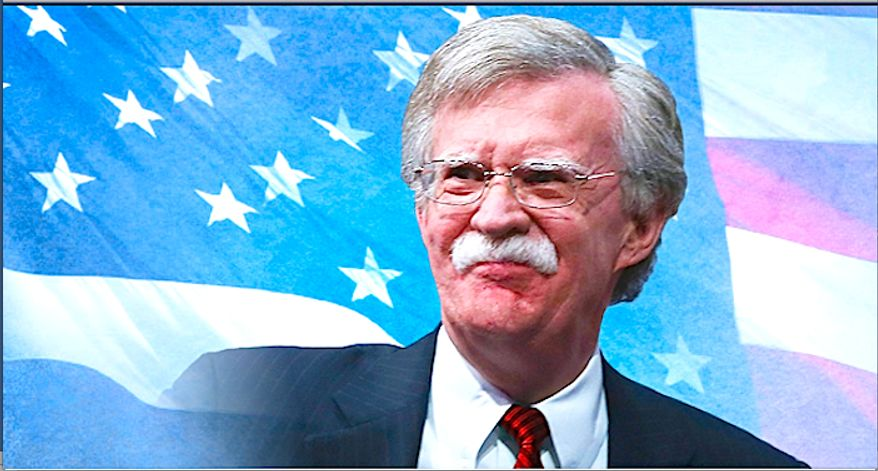 John Bolton's political action committees are pulling in millions of dollars for national security candidates (John R. Bolton)
