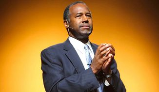 Ben Carson is chairman of a new national outreach to Christian voters. (image courtesy of Ben Carson)