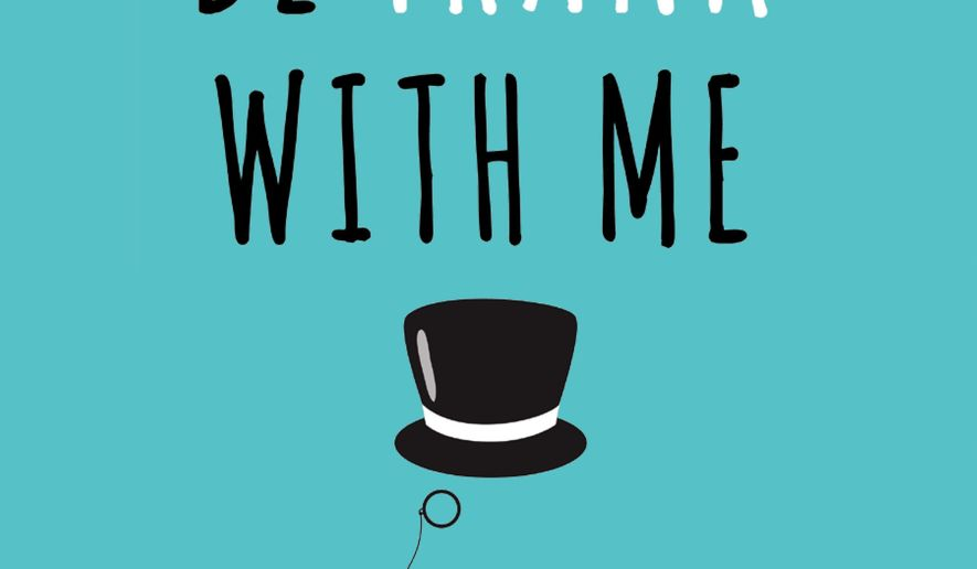 "This audio book cover image released by William Morrow shows, ""Be Frank With me,"" a novel by Julie Claiborne Johnson and voiced by Tavia Gilbert. On Friday, the audio edition of Johnson's comic saga of a famous writer's 9-year-old son became available on Amazon.com four days before the hardcover and e-books go on sale. The early release, read by the popular audio narrator Tavia Gilbert, was a joint project of the Amazon-owned audio seller and producer Audible.com and HarperCollins Publishers. (William Morrow via AP)"