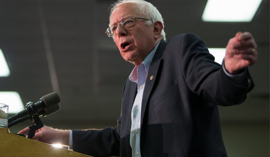 Democratic presidential candidate Sen. Bernard Sanders was second in campaign fundraising  with $33.6 million according to final 2015 financial reports.