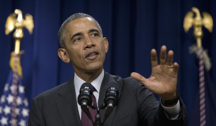 President Obama's relevance is dropping even as his approval ratings rise. (Associated Press)