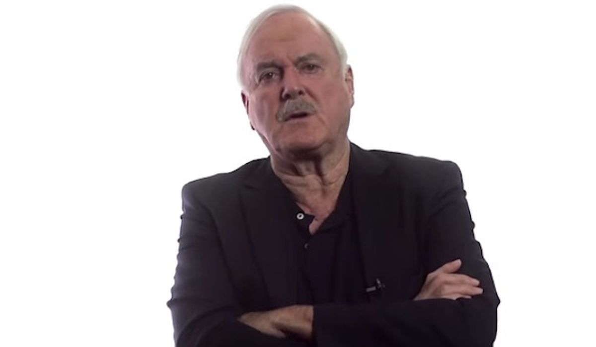 John Cleese roasts Americans for buying guns during pandemic: 'Terribly funny'
