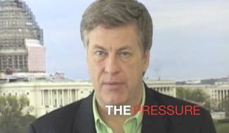 Tim Constantine takes a look at how the candidates handle the great campaign equalizer, the pressure.
