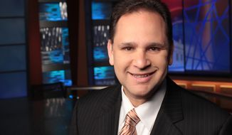 David Brody, broadcast journalist and White House Correspondent for the Christian Broadcasting Network.