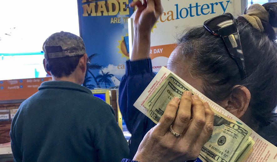 No one submits verified claim for $63 million lotto jackpot