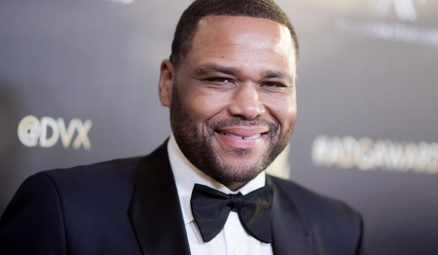 "FILE - In this Sunday, Jan. 31, 2016 file photo, actor Anthony Anderson attends the 20th Annual Art Directors Guild Excellence In Production Design Awards held at the Beverly Hilton Hotel in Beverly Hills, Calif. Despite the increased talk of diversity in Hollywood following the Academy Awards' all-white array of acting nominees for the second straight year, it's business as usual for the organizers of the NAACP Image Awards. At the beginning of last year's ceremony, host Anderson opened the show with a musical number poking fun at the lack of diversity at other awards show. The ""black-ish"" star is back as the show's host on Friday, Feb. 5, 2016. (Photo by Richard Shotwell/Invision/AP, File)"