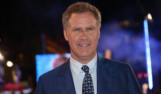"""Actor Will Ferrell poses for photographers upon arrival at the premiere of the film """"Zoolander No. 2"""" in London, Thursday, Feb. 4, 2016. (Photo by Joel Ryan/Invision/AP)"""