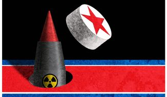 The National Security Agency says its Signals Intelligence Directorate used electronic espionage in 2003 to discover that North Korea was developing uranium enrichment capabilities in violation of the 1994 Agreed Framework. (Alexander Hunter/The Washington Times)