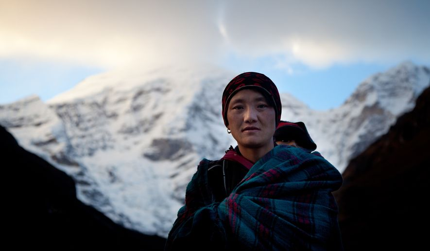 "A still from ""Crossing Bhutan,"" which played at the Santa Barbara International Film Festival this week."
