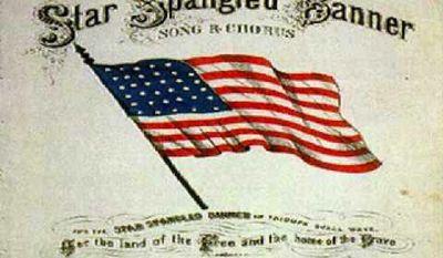 National Anthem Challege