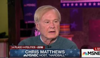 "MSNBC 's Chris Matthews didn't hold back his disdain for Ted Cruz on Wednesday, saying the Republican candidate has ""a troll-like quality"" that ""appeals to people's negativity"" rather than their joy. (MSNBC)"