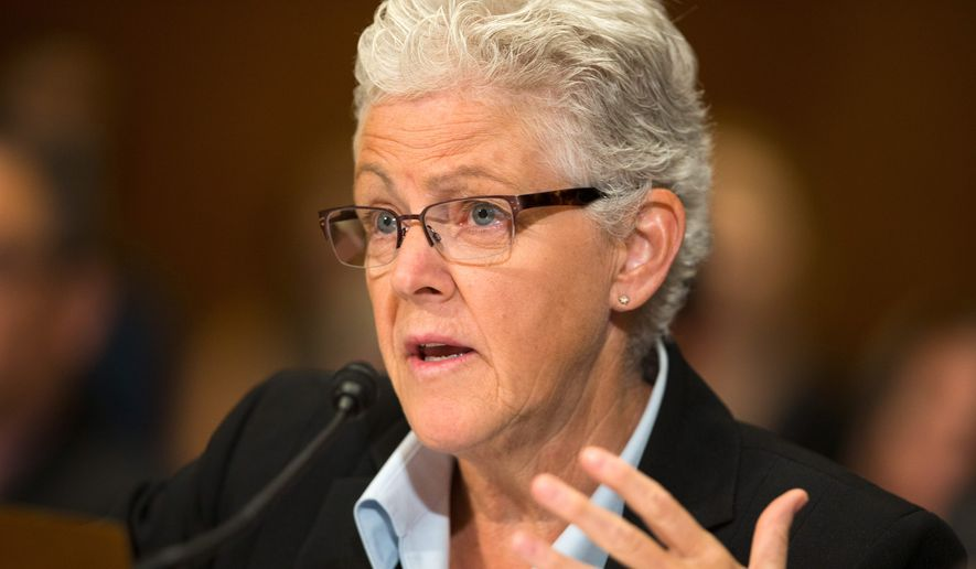 EPA administrator Gina McCarthy has apologized on behalf of the agency for the Gold King Mine spill and pledged to clean up the contamination. (Associated Press)