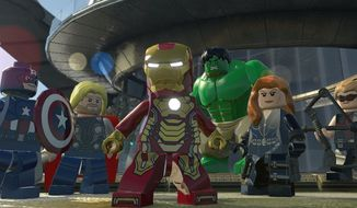 Lego Marvel's Avengers allow evetuall control of over 200 charcaters from the comics and super-powered movie universe.