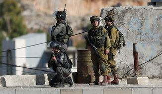 Violence in the West Bank in the past five months has soared, killing 174 Palestinians and injuring 10,000 others, while 26 Israelis have been killed and 440 wounded. (Associated Press)