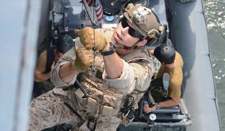 A new report on female integration into the U.S. special armed forces found the male-dominated warrior culture may be adversely affected. (U.S. Navy)
