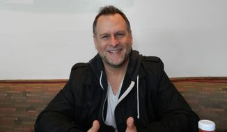 Dave Coulier.  (Keith Valcourt)