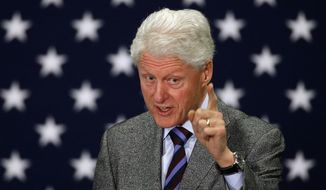 Bill Clinton (Associated Press/File)