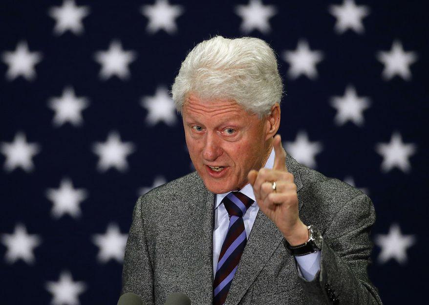 Bill Clinton (Associated Press/File)