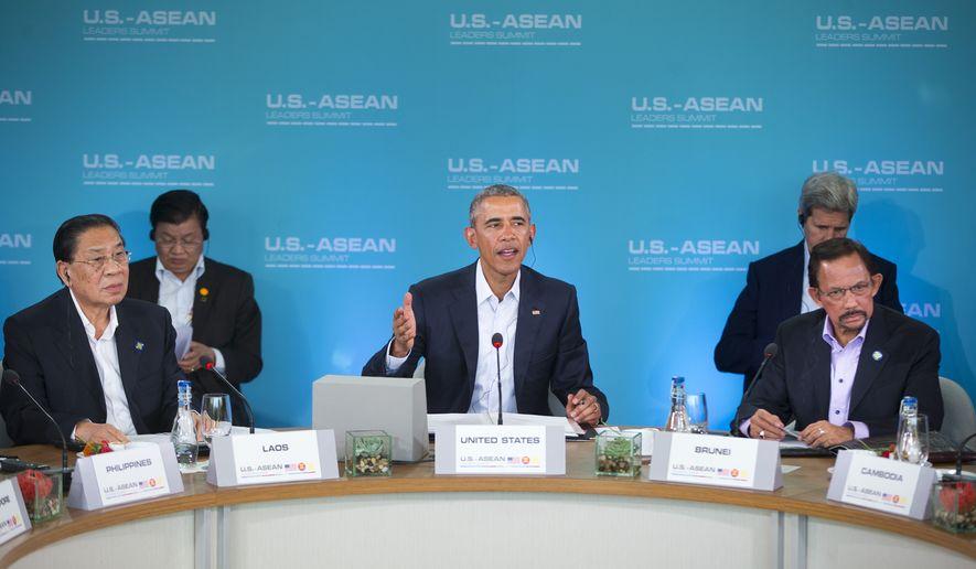 Asian meeting summit