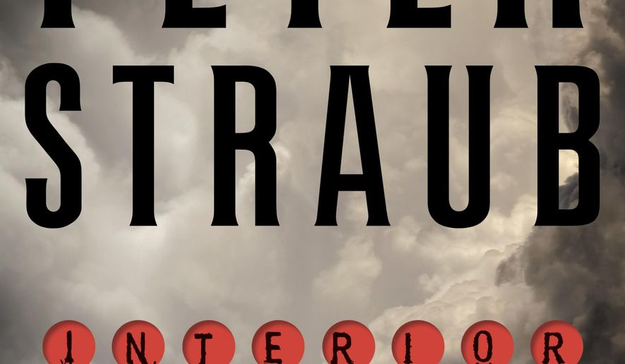 """This book cover image released by Doubleday shows """"Interior Darkness,"""" selected stories by Peter Straub. (Doubleday via AP)"""