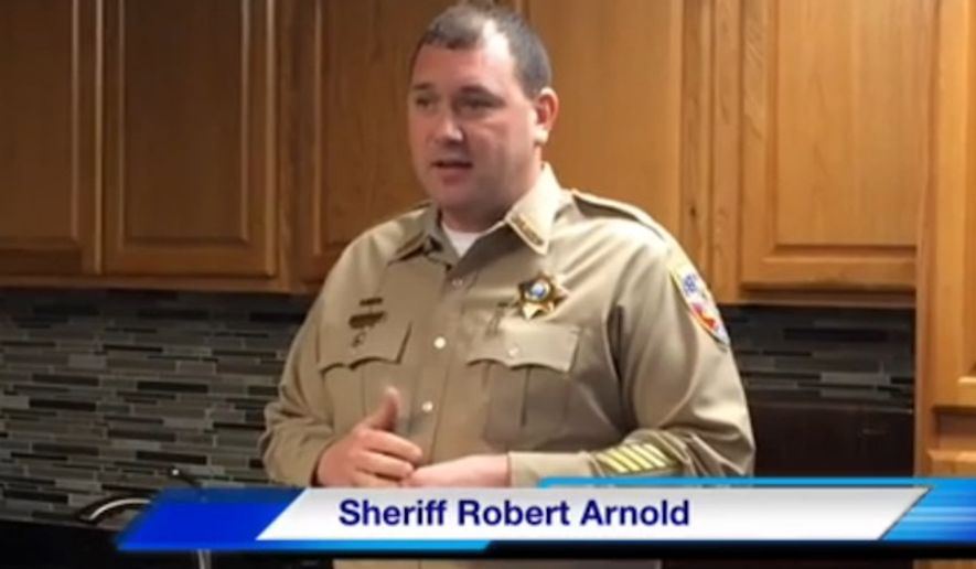 "Rutherford County Sheriff Robert Arnold cited Beyonce's new video ""Formation"" after shots were fired at his home Monday night, suggesting that the recent rise in cop deaths nationwide was inspired by the pop singer's Black Panther-inspired Super Bowl halftime performance. (The Daily News Journal)"