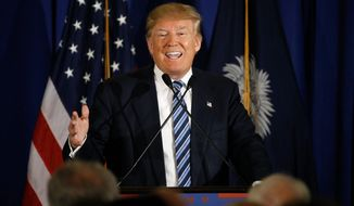 Donald Trump has a leg up in Nevada, which holds its caucuses Feb. 27 and appears likely to go big for the billionaire businessman and former casino owner. (Associated Press)