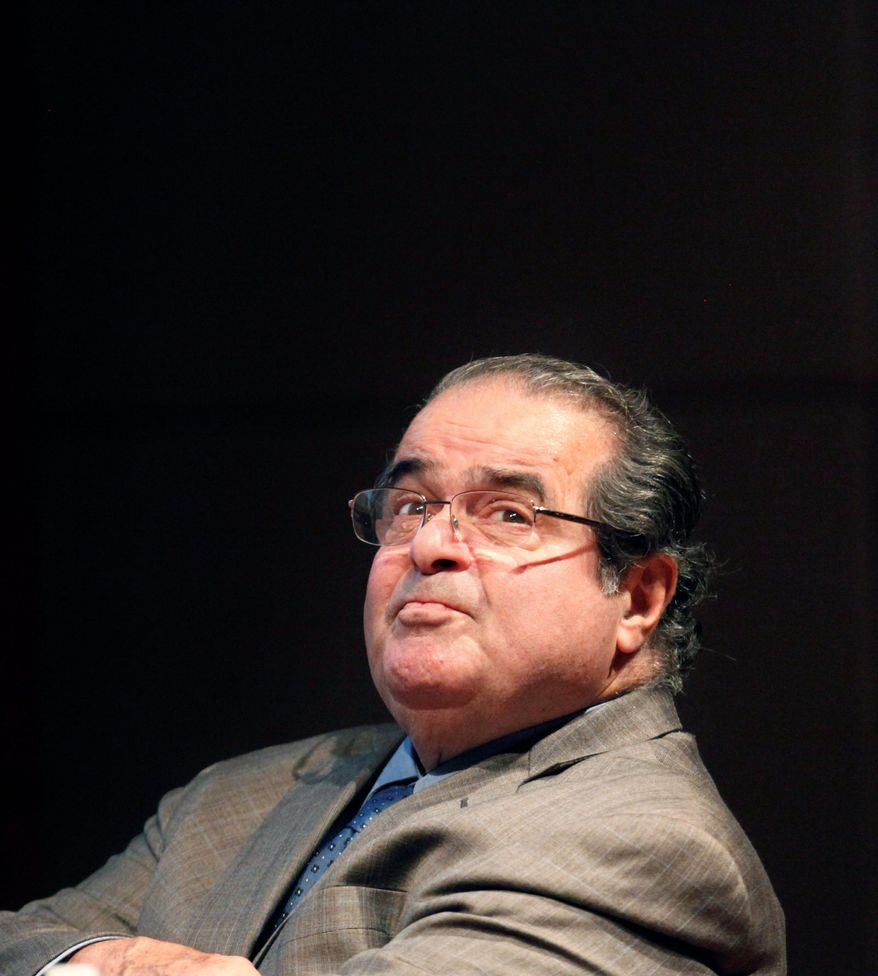 The late U.S. Supreme Court Justice Antonin Scalia is being memorialized by colleagues and admirers ahead of his funeral Mass Saturday. He body will lie in repose at the Supreme Court in Washington Friday. (Associated Press)