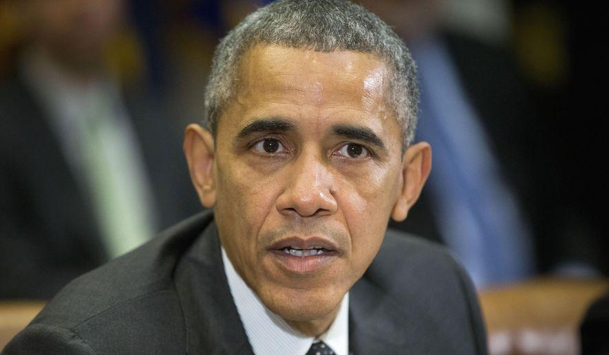 President Obama (Associated Press/File)