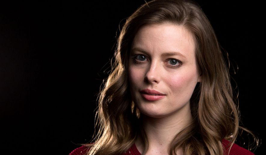 "In this Feb. 4, 2016 photo, Gillian Jacobs poses for a portrait in promotion of her upcoming Netflix series ""Love"" in New York. The show premieres on Friday, Feb. 19. (Photo by Amy Sussman/Invision/AP)"