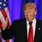 With Nevada, the next contest, appearing to be friendly territory, Donald Trump faces the prospect of entering the big March contests with momentum and a massive lead over his opponents in delegates to the nominating convention. (Associated Press)