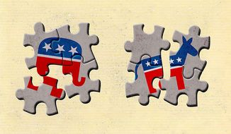 Changes in Policy and People Illustration by Greg Groesch/The Washington Times