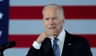 Republicans have unearthed a speech by Vice President Joseph R. Biden from 1992 in which he said then-President George H.W. Bush's attempt to fill a Supreme Court vacancy should wait until his successor came into office in 1993. The GOP charges that Mr. Biden is now backing President Obama's lame-duck attempt to similarly fill a vacancy before his term ends in January. (Star Tribune via Associated Press)