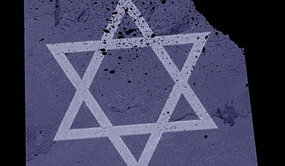 Illustration on the Israeli Palestinian conflict by M. Ryder/tribune Content Agency