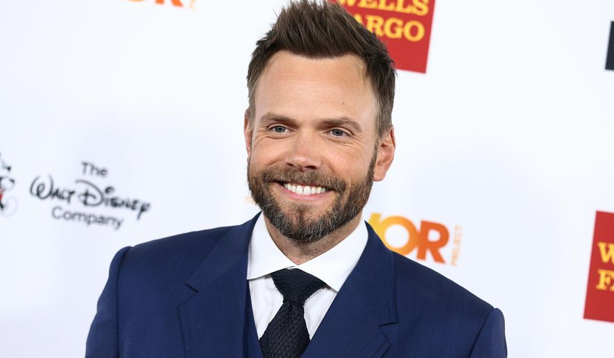 In this Dec. 6, 2015, file photo, Joel McHale attends 2015 TrevorLIVE LA held at the Hollywood Palladium in Los Angeles. (Photo by John Salangsang/Invision/AP) ** FILE **