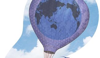OECD: Raising Taxes the World Over Illustration by Greg Groesch/The Washington Times