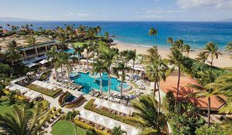 Four Seasons Maui, luxury resort in Wailea (courtesy of Four Seasons Hotels & Resorts)