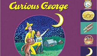 "Titled ""It's Ramadan, Curious George"", the new publication follows a series of books exploring religious holidays including ""Merry Christmas, Curious George"" and ""Happy Hanukkah, Curious George""."