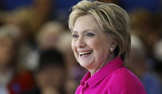 Hillary Clinton has won the Texas Democratic primary. (Associated Press)