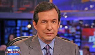Chris Wallace of Fox News. ** FILE **