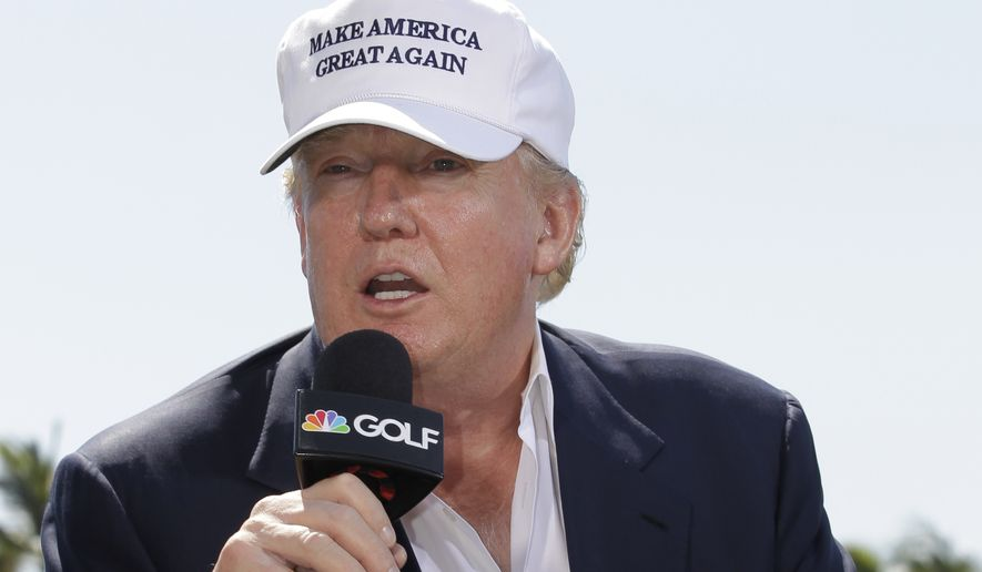 Even the cursory debate the Republican presidential candidates have had over whether to boost or cut immigration has caused hiccups, with Donald Trump the latest to stumble last week. (Associated Press)