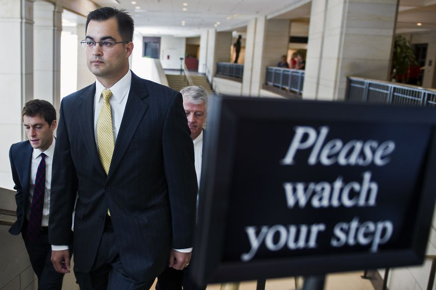 Bryan Pagliano, a former State Department employee who helped set up and maintain a private email server used by Hillary Clinton, has asserted his constitutional right not to testify before any congressional committees. (Associated Press)