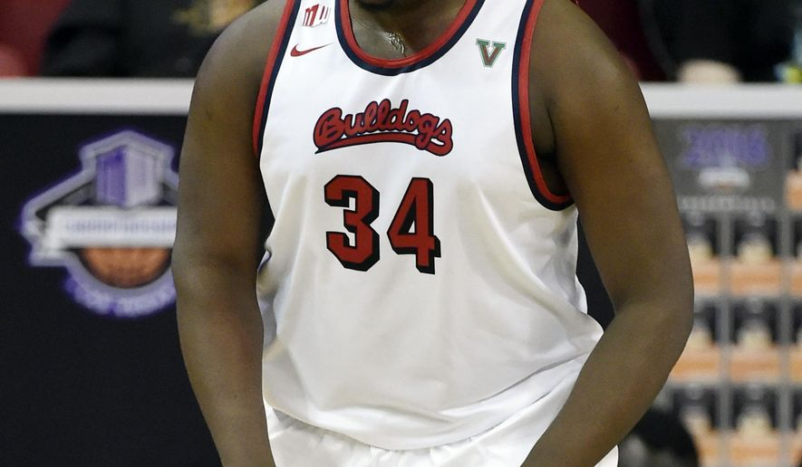 Fresno State's Terrell Carter II reacts after a play against UNLV during the second half of an NCAA college basketball game at the Mountain West Conference men's tournament Thursday, March 10, 2016, in Las Vegas. AP Photo/David Becker)