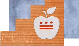 D.C. Charter School Success Illustration by Greg Groesch/The Washington Times
