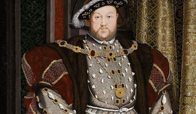 King Henry VIII of England: