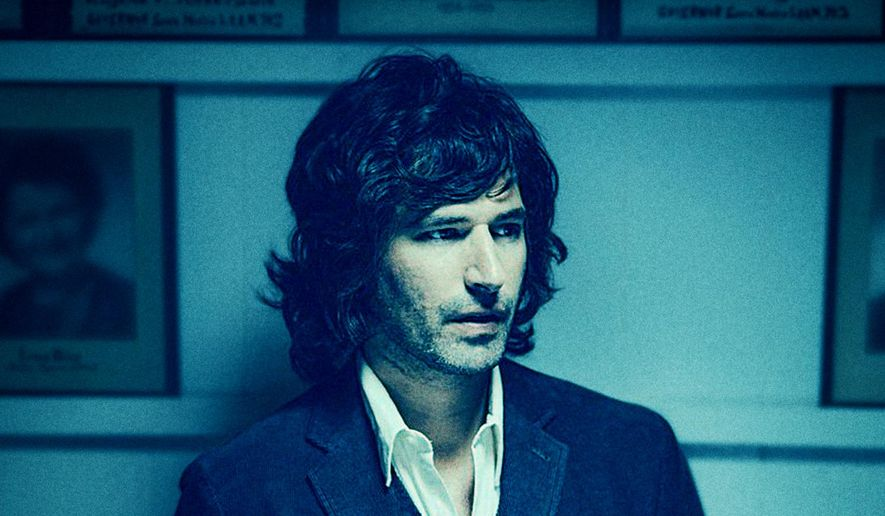 "This CD cover image released by Capitol Records shows ""Arranging Time,"" a new release by Pete Yorn. (Capitol via AP)"