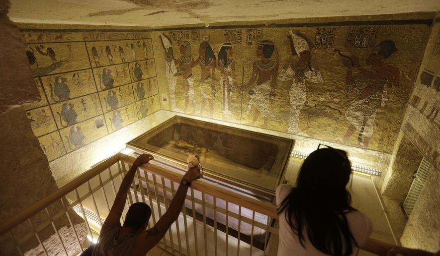 Near the tomb of King Tut, archaeologists in Luxor this year unearthed dozens of statues depicting a lion-headed warrior goddess at the temple of Amenhotep III, found evidence of a 4,000-year-old royal botanic garden treasured by Middle Kingdom rulers and revealed a tomb dedicated to an 18th Egyptian dynasty nobleman named Userhat.